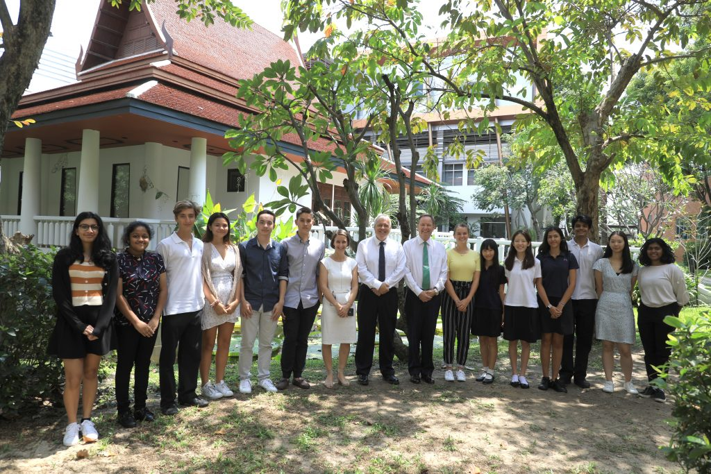 16 Bangkok Patana students win Top CIE Awards 2019