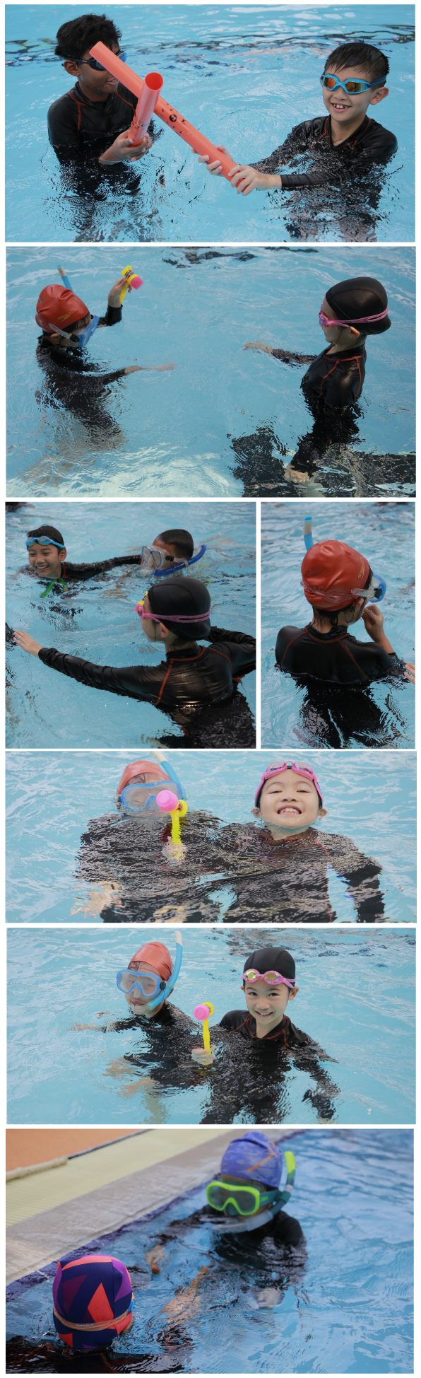 Year 4 learns about sound underwater