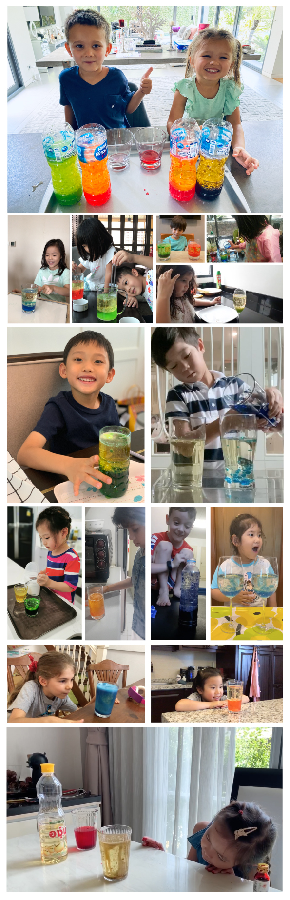 Year 1 Lava lamps